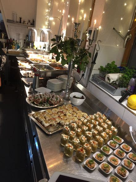 Partyservice, partyservice - Tapas Buffet - Catering