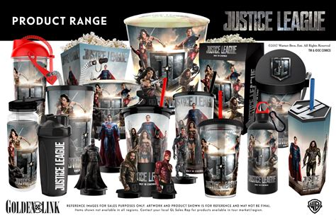 Justice League Movie Theater Promotion: Includes Superman