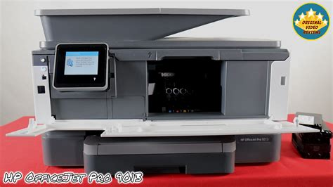 HP OfficeJet Pro 9013 All-in-One Printer (Review