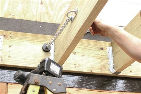 GRK Deck Harness Lateral-Load-Connector Kit   Professional