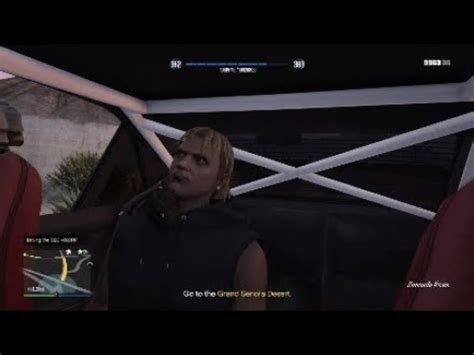 Maude Mission   GTA 5 Online - YouTube