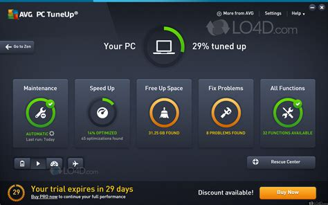 AVG PC Tuneup - Download