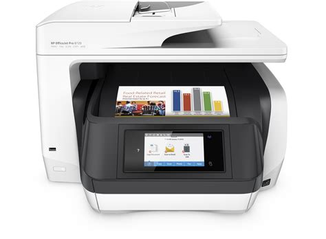 HP OfficeJet Pro 8720 All-in-One Printer - HP Store Canada