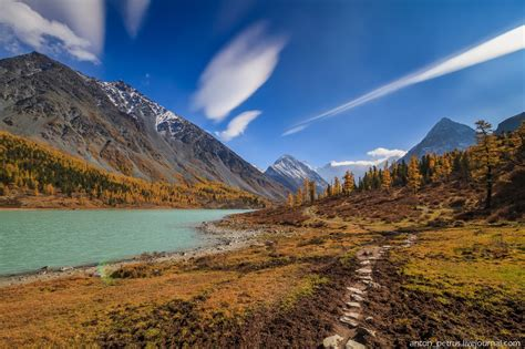 Golden Autumn in the Altai Mountains · Russia Travel Blog