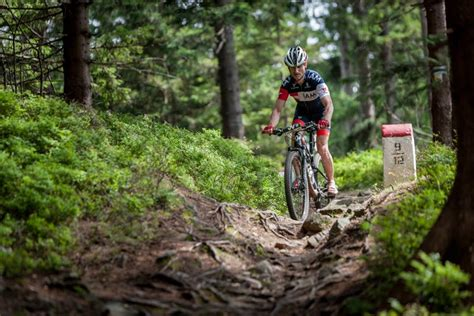 Sudety MTB Challenge 2014 Stage 3 - Battling the border to