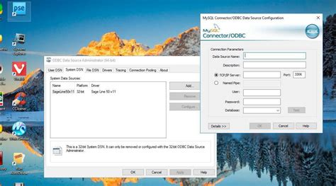 How to download Windows 10 MySQL ODBC driver and configure it