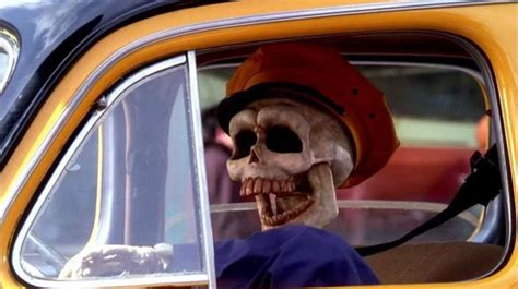 Halloween town Taxi Driver