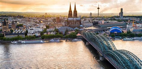 Cologne, Leading Logistics Location in the West of Germany