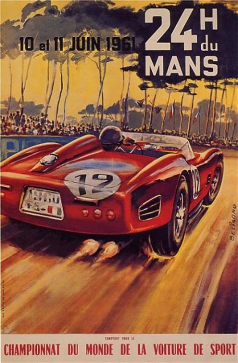 Le Mans 24 Hours 1961 - Photo Gallery - Racing Sports Cars