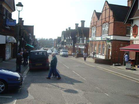 Oxted – Wikipedia