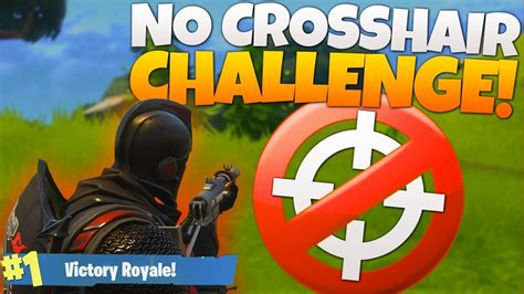 Fortnite How To Change Crosshair   Fortnite Playing With