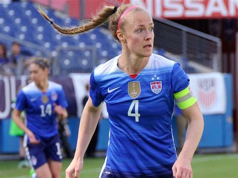 Becky Sauerbrunn embracing newfound leadership role with