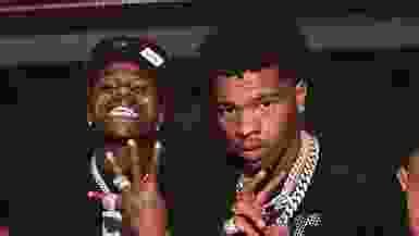 Lil Baby And DaBaby Pay Homage To A Grotesque Scarface